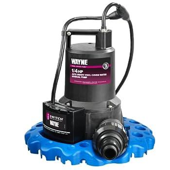 Wayne 57729-WYNP WAPC250 Pool Cover Pump  Blue