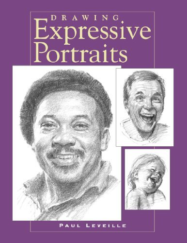 Drawing Expressive Portraits Paperback – August 15, 2001