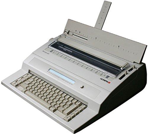 Olympia 7691 Schreibmaschine, Startype MD, Schreibleistung 20 Zeichen/Sekunde