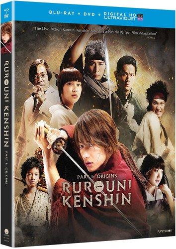 Rurouni Kenshin: Part I - Origins [Blu-ray]