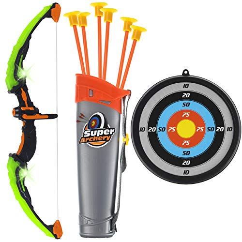 Bow and Arrow Set for Kids