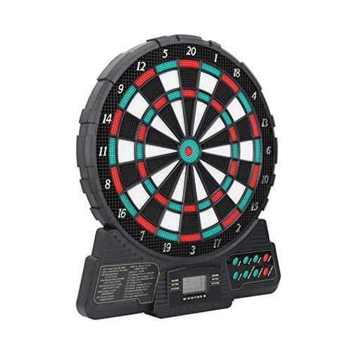 SXGKYY Electronic Dart Board Set Display Automatic Score Dart Plate Scoring Board