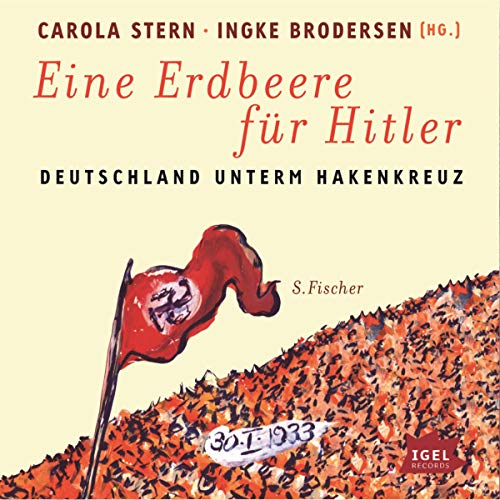 Eine Erdbeere für Hitler audiobook cover art