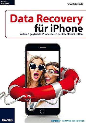 Data Recovery für iPhone Software für iPhone - - Für Windows PC Disc Disc