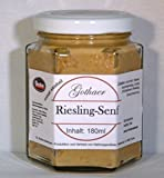 Original Gothaer Senf - Riesling-Senf, 180 ml