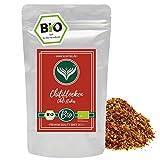Azafran BIO Chiliflocken scharf - Chili geschrotet 250g