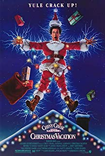 National Lampoon's Christmas Vacation POSTER Movie (27 x 40 Inches - 69cm x 102cm) (1989)