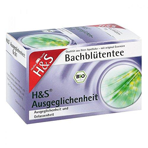 H&S Bachbl�ten Ausgeglichenheits-Tee, 20X3.0 g