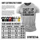 Zoom IMG-2 gymtier maglietta da uomo per