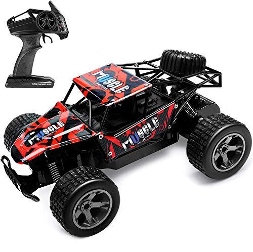 Darenbp Fernbedienung Auto Highspeed 1:20 Maßstab RC Auto 2WD 2,4 GHz Electric Racing Auto RC Buggy Fahrzeug Truck...