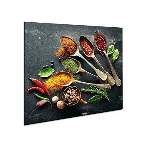 Dosseret en verre 60cm x 52cm | Verre de sécurité trempé de cuisine murale Splash-back Guard | 11552| par semax