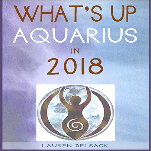 What's Up Aquarius in 2018 audiobook cover art