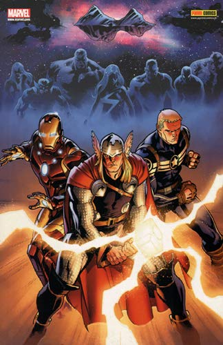 Fear Itself 1 Variant Cover