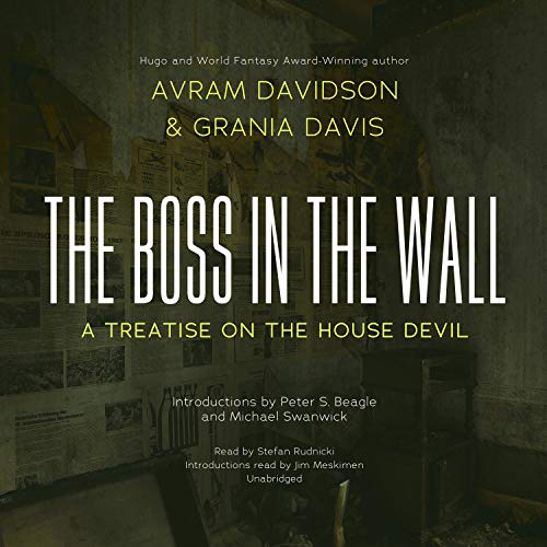 The Boss in the Wall cover art