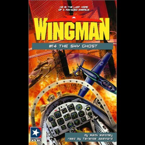 Wingman #14 audiobook cover art