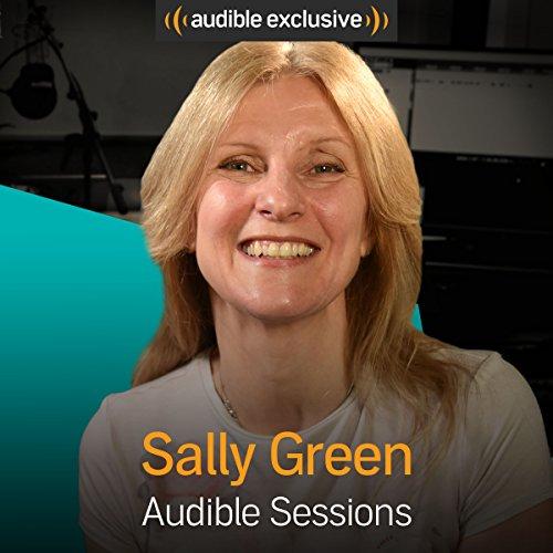 Sally Green audiobook cover art