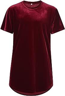 Best red velvet shirt Reviews
