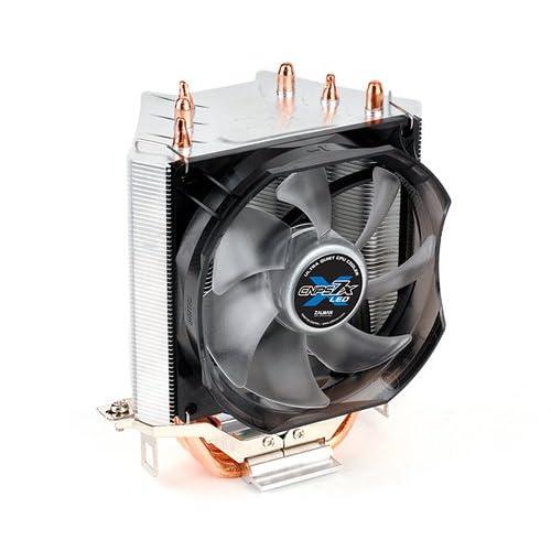 Zalman Ventilador CPU 92MM PWM LED Azul 3 DISIPADORES COMPUESTOS (CNPS7X LED+): Amazon.es: Informática
