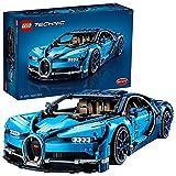LEGO- Bugatti Chiron, Voiture de Sport Réplique Exclusive...