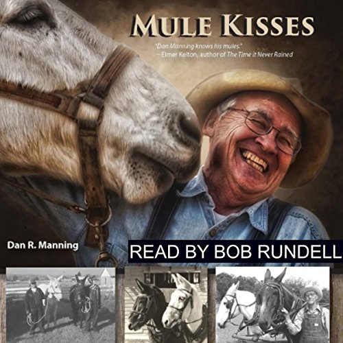 Mule Kisses audiobook cover art