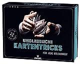 moses. Verlag GmbH 28032 Unglaubliche Kartentricks fr Jede Gelegenheit kleine Kartenmagier   Inkl. modernem Kartenset und Ringbuch-Anleitung, bunt