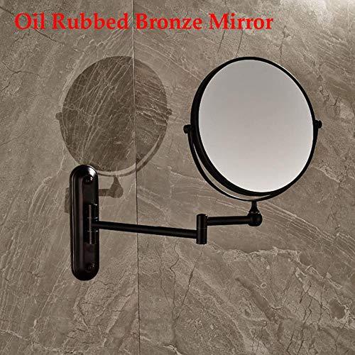 5151BuyWorld waterkraan, voor badkamer, wastafel, spiegel, make-up, douchekop, wandmontage, waterkraan voor vijver, para, badkamer, brug, gebedsdoos E