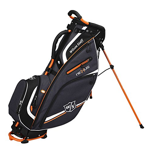 WILSON 2015 Nexus II Supporto Bag Carry Bag Mens Golf 5-Way Divider