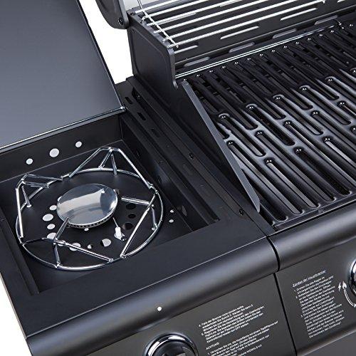 Grill-Set TAINO® PRO Gasgrill - 4