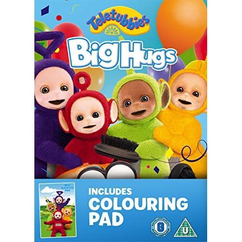 Teletubbies Brand New Series Big Hugs [Edizione: Regno Unito] [Edizione: Regno Unito]