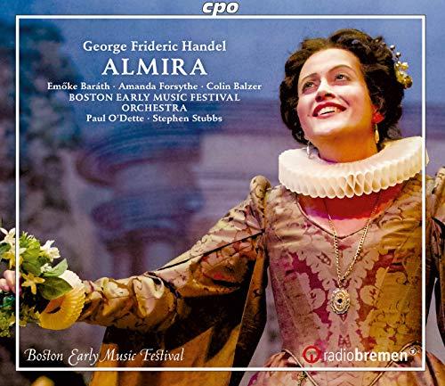 Almira, HWV 1, Act I Scene 4: Zürne was hin