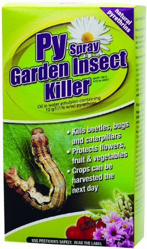 Vitax Spray PY Garden Insecticide Concentrate 250ml