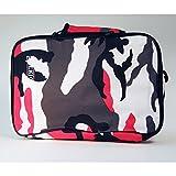 Zeekio Yo-Yo Bag - Soft Yo-Yo Case with Adjustable Shoulder Strap - Red Camo