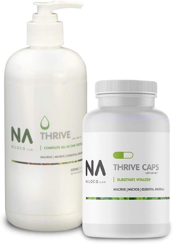 NilocG Aquatics Combo ThriveCaps ThriveLine At the price of Manufacturer regenerated product surprise Pack: