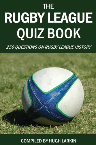 The Rugby League Quiz Book