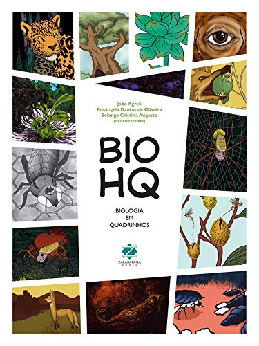 Bio Hq - Biologia Em Quadrinhos