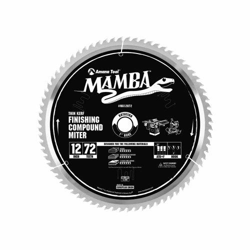 MAMBA - by Amana Tool, Miter 12