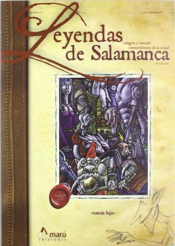 LEYENDAS DE SALAMANCA 2ªED