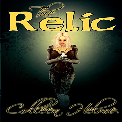 The Relic audiobook cover art