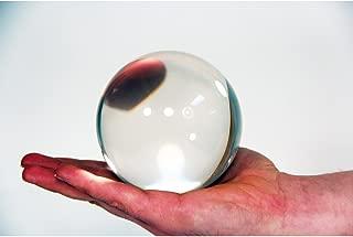 Zeekio Clear Acrylic Contact Ball - 100mm - Approx. 4