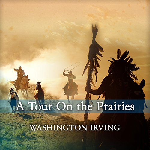 A Tour on the Prairies audiobook cover art