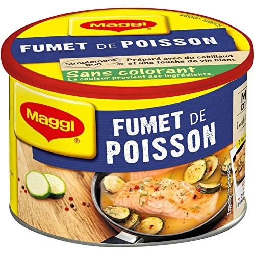 NESTLE MAGGI - Maggi Fumet De Poisson Boite 90G