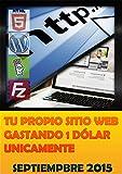 TU PROPIO SITIO WEB GASTANDO $1 DÓLAR UNICAMENTE: (incluye dominio, y hosting) (BLACKSEO PDFS)