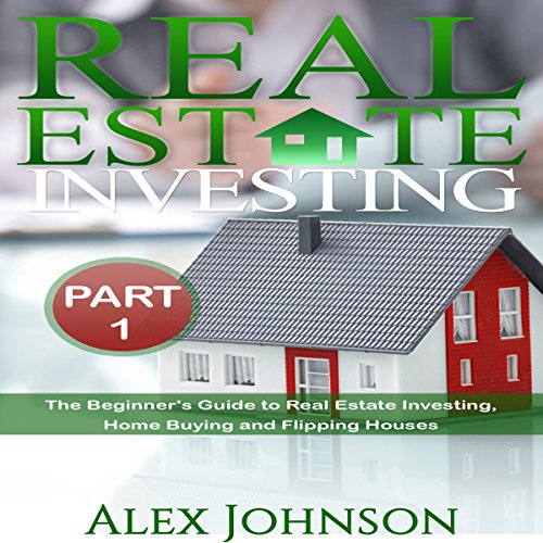 Real Estate Investing, Part 1 audiobook cover art