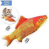 Sunshine smile elektrische Fische Katze,katzenminze Fisch...