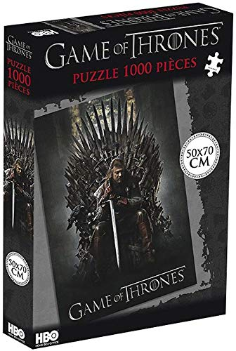 Game of Thrones – 016532 SMIJDP055 – Puzzle Multicolore – Standard