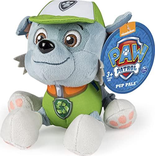 Nickelodeon, Paw Patrol - Plush Pup Pals- Rocky