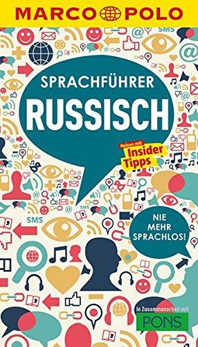 MARCO POLO Sprachführer Russisch: Nie mehr sprachlos! Die wichtigsten Wörter für deinen Russland-Urlaub