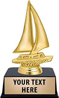 sailboat trophy