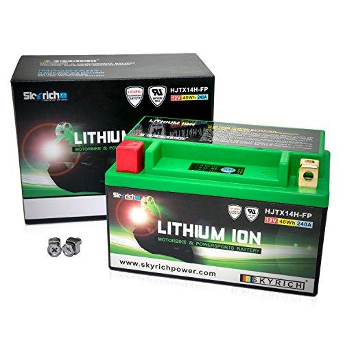 Skyrich HJTX14H-FP Batteria di avviamento, Altro, Unica