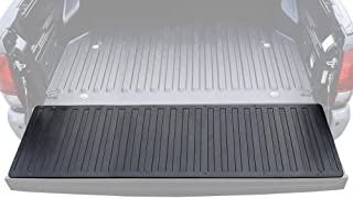 """BDK MT-600A Black Heavy-Duty Utility Bed Tailgate Mat, 60"""" x 19.5"""" – Extra Thick Rubber Cargo Liner for Pickup Trucks with..."""